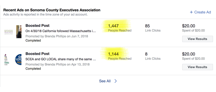Here's the scoop on boosting Facebook Posts