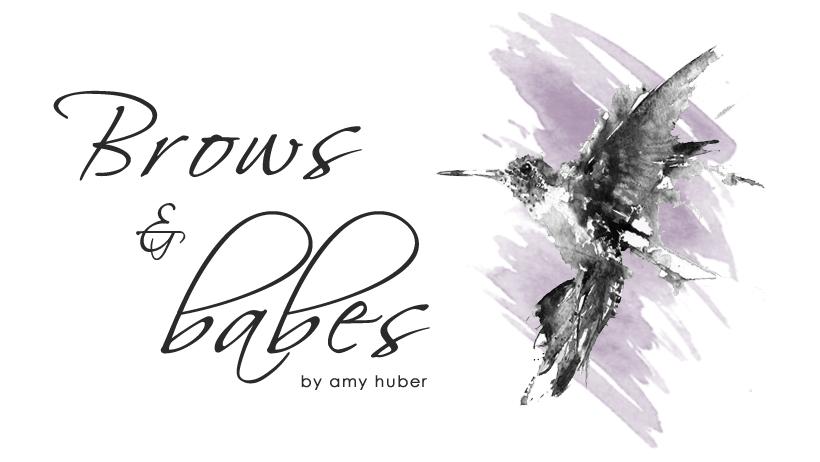 Brows & Babes logo